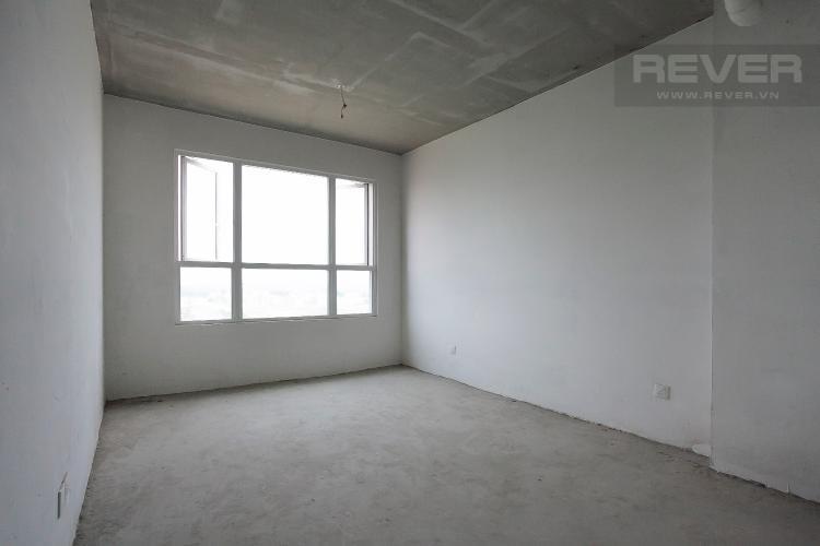 Phòng Ngủ 1 Duplex Vista Verde 3 phòng ngủ tầng thấp T2 giao thô