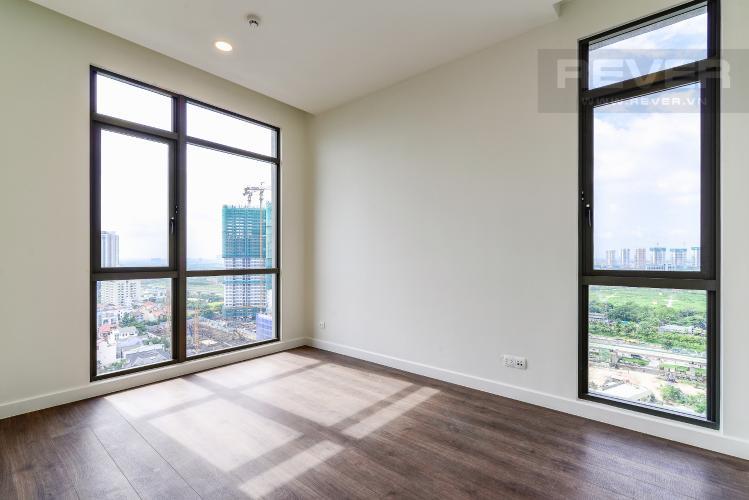 Phòng Ngủ 1 Căn hộ Nassim Thảo Điền tầng cao, tháp A, 2 phòng ngủ, view sông