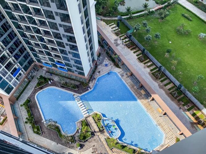 Eco Green Saigon, Quận 7 Căn hộ Eco Green Saigon view thành phố cực thoáng, nội thất cơ bản.