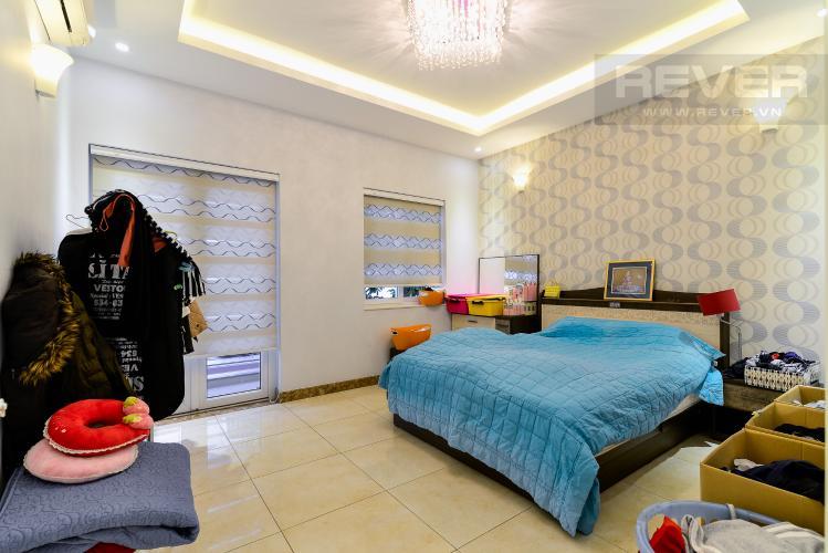 Phòng Ngủ 3 Cho thuê biệt thự Khu dân cư An Phú, hướng Đông Nam, thiết kế sang trọng, đầy đủ nội thất