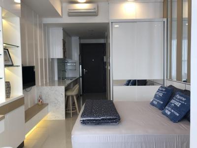 Bán căn hộ RiverGate Residence 1 phòng ngủ, tháp B, diện tích 26m2, đầy đủ nội thất