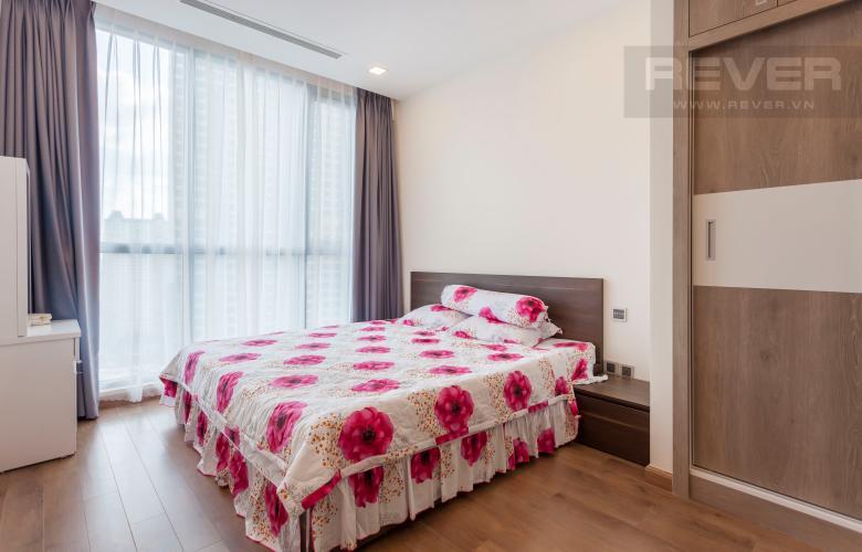 Phòng ngủ 1 Căn hộ Vinhomes Central Park tầng cao hướng Tây Nam Park 6