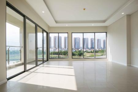 Bán hoặc cho thuê căn hộ office-tel Diamond Island - Đảo Kim Cương 3PN, tầng thấp, diện tích 117m2, view sông lý tưởng