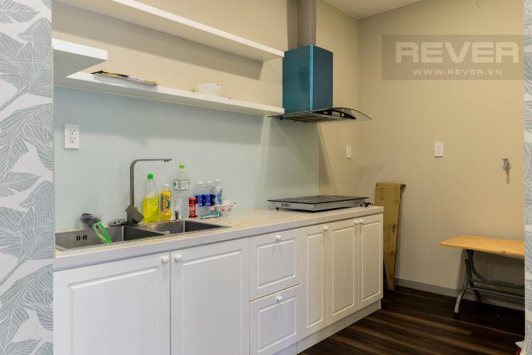 Bếp Cho thuê căn hộ Officetel The Gold View 1 phòng ngủ, diện tích 50m2, đầy đủ nội thất