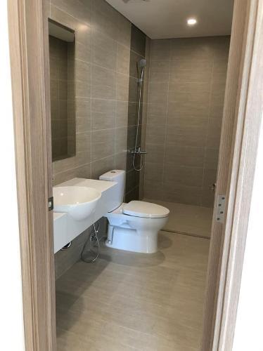 Toilet Vinhomes Grand Park Quận 9 Căn hộ Vinhomes Grand Park 1 phòng ngủ+1, nội thất cơ bản.