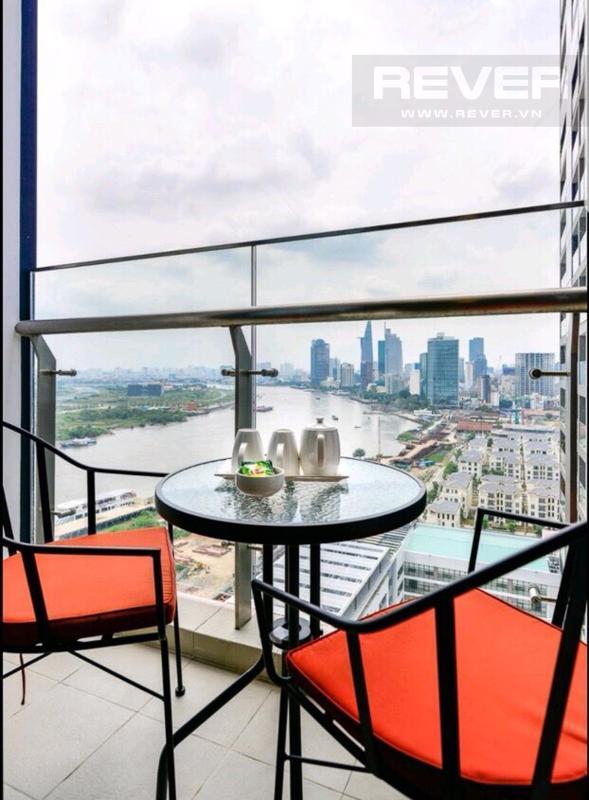 1dc265a5228cc4d29d9d Bán căn hộ Vinhomes Golden River 2PN, tháp The Aqua 4, đầy đủ nội thất, view sông và Bitexco