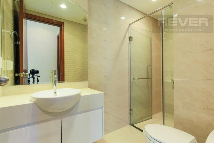 Phòng Tắm Officetel Vinhomes Central Park 1 phòng ngủ tầng thấp Central 3