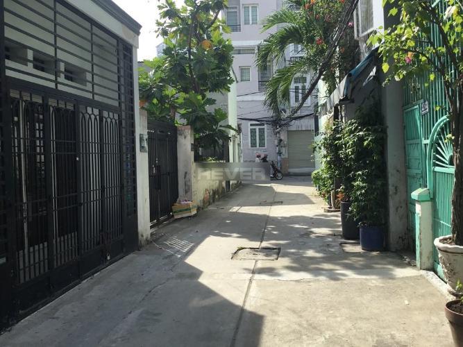 Hẻm nhà phố Nguyễn Xí, Bình Thạnh Nhà phố hướng Đông Nam hẻm xe hơi, khu dân cư an ninh.