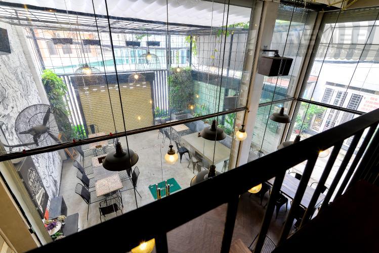 View Tầng Lửng Bán nhà đường nội bộ Điện Biên Phủ, Q.Bình Thạnh, hẻm xe hơi, 4 tầng, diện tích 120m2