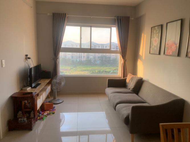 Căn hộ tầng 10 chung cư Hà Đô Riverside view rộng thoáng mát.