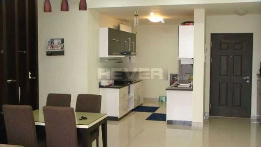 Căn hộ dịch vụ 2 phòng ngủ chung cư Tân Mỹ, nội thất đầy đủ