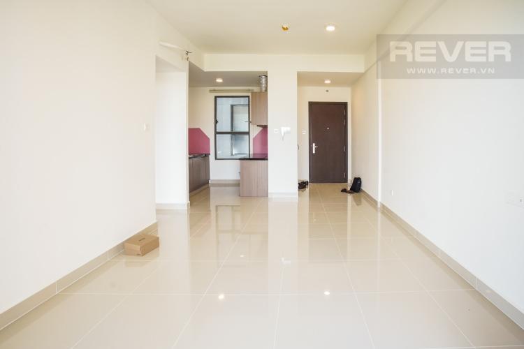 Phòng Khách Bán căn hộ The Sun Avenue 3PN, block 4, nội thất cơ bản, view hồ bơi và Landmark 81
