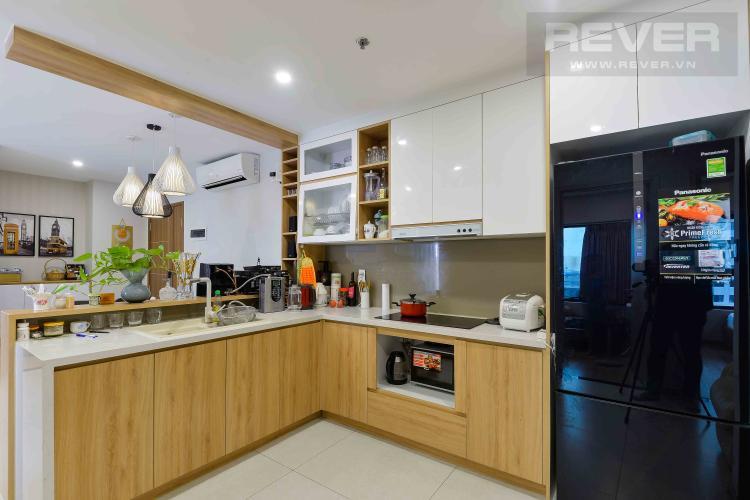 Bếp Bán căn hộ New City Thủ Thiêm 3 phòng ngủ, hướng Đông Nam tháp Babylon, đầy đủ nội thất