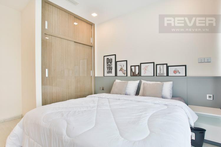 Phòng Ngủ Căn hộ Vinhomes Golden River 2 phòng ngủ tầng cao A4 view sông