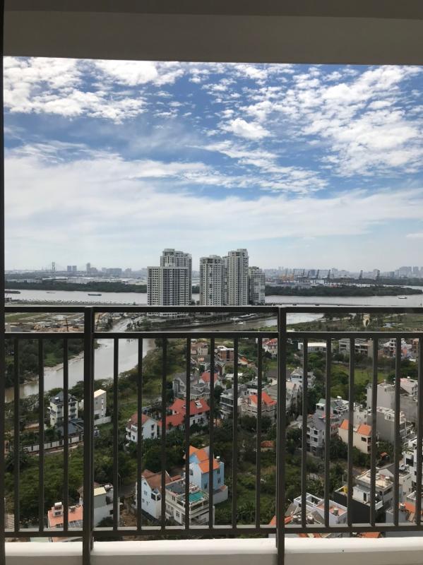 8ba05676c8042e5a7715 Bán căn hộ The Sun Avenue 3PN, block 7, diện tích 86m2, không có nội thất, view sông thông thoáng