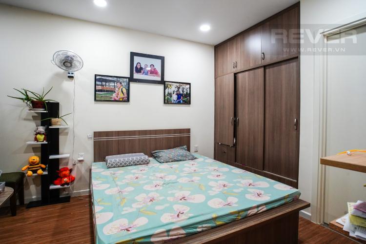 Phòng Ngủ Bán căn hộ M-One Nam Sài Gòn 2PN, tầng thấp, diện tích 65m2, đầy đủ nội thất
