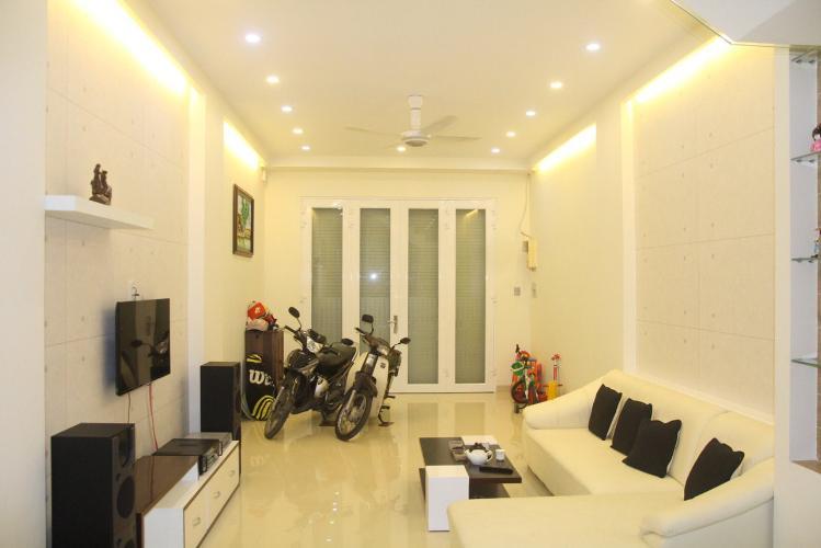 Phòng khách nhà phố Bình Tân Bán nhà 3 tầng đường 36, phường Bình Trị Đông, Quận Bình Tân, đầy đủ nội thất, sổ hồng chính chủ