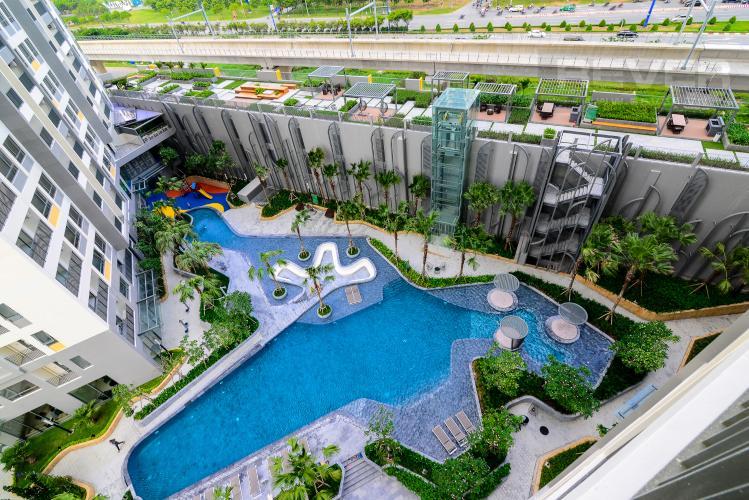 View Bán căn hộ Masteri An Phú 2PN, tầng thấp, tháp A, hướng Đông đón gió