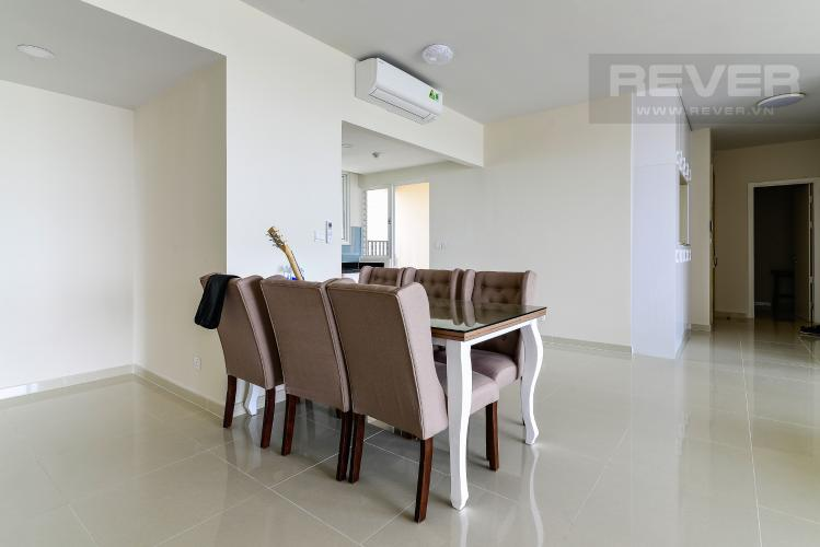 Phòng Ăn Cho thuê căn hộ Vista Verde 4PN, view sông thoáng mát