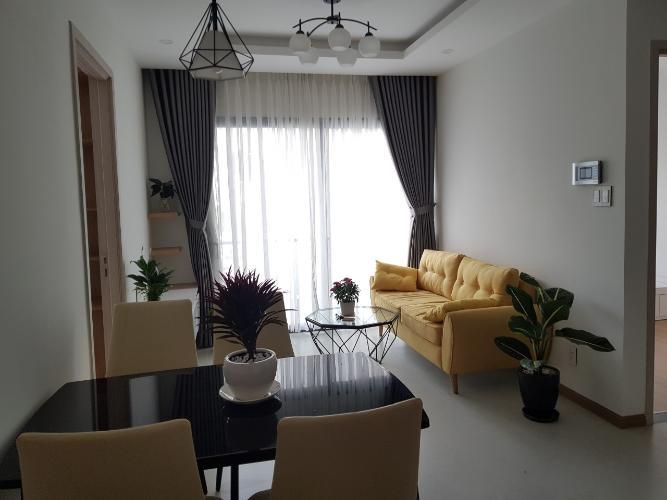 Bán căn hộ New City Thủ Thiêm, đầy đủ nội thất, view hồ bơi nội khu.