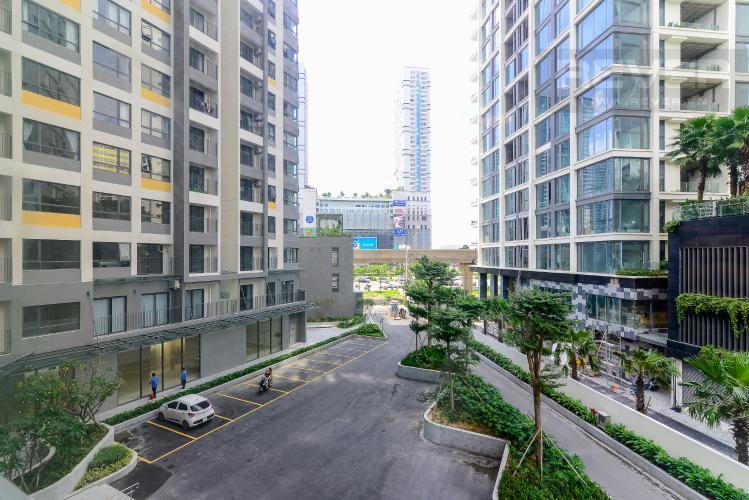 View Bán hoặc cho thuê căn hộ officetel Masteri An Phú, tầng thấp, tháp A, diện tích 47m2, nội thất cơ bản