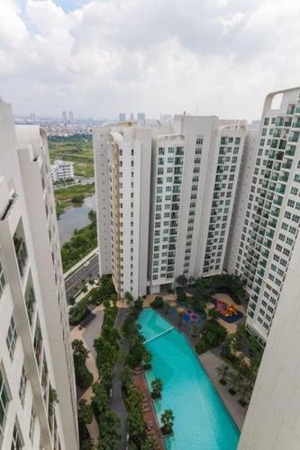 Sadora Apartment, Quận 2 Căn hộ Sadora Apartment tầng cao view thành phố tuyệt đẹp.