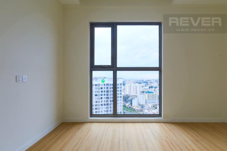 Phòng Ngủ 2 Bán căn hộ Masteri Millennium tầng cao, 2PN, view sông