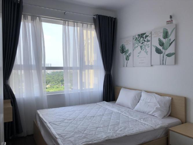 Phòng ngủ căn hộ Saigon Mia Bán hoặc cho thuê căn hộ Saigon Mia 2PN, tầng 17, diện tích 55m2, đầy đủ nội thất