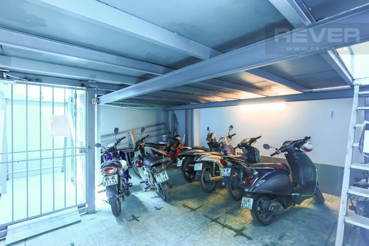 nhà để xe Bán nhà đang kinh doanh phòng trọ đường Huỳnh Tấn Phát