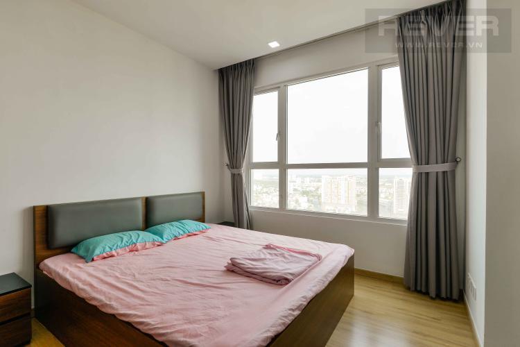 Phòng Ngủ Bán căn hộ Vista Verde 1PN tầng cao, đầy đủ nội thất cao cấp, hướng Đông Nam mát mẻ