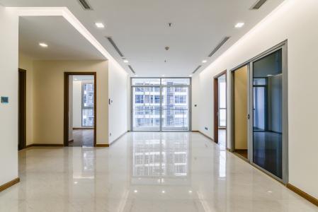 Căn hộ Vinhomes Central Park 3 phòng ngủ tầng cao P4 mới bàn giao