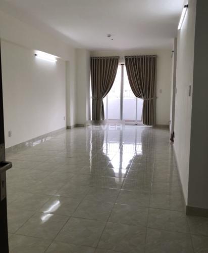 Căn hộ chung cư An Hội 3 tầng thấp cửa chính hướng Nam.