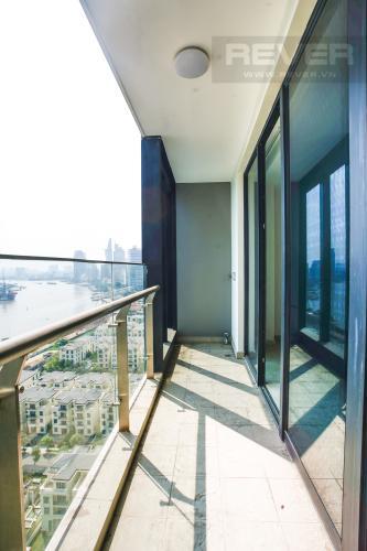 can-ho-VINHOMES-GOLDEN-RIVER Bán căn hộ Vinhomes Golden River 3PN, tầng trung, nội thất cơ bản, ban công Đông Nam, view sông Sài Gòn