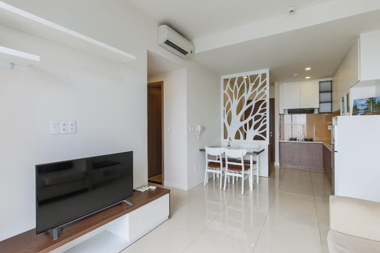 Căn hộ Galaxy 9 2 phòng ngủ tầng cao tháp G nội thất đầy đủ