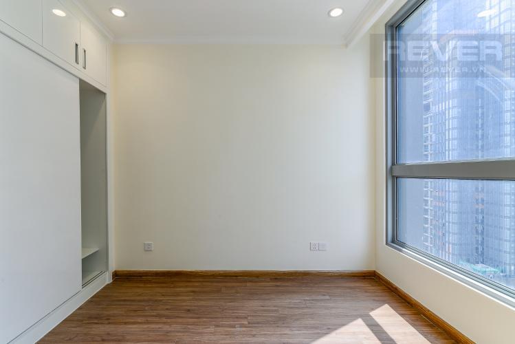 Phòng Ngủ 2 Căn góc Vinhomes Central Park 3 phòng ngủ tầng cao L4 hướng Đông Nam