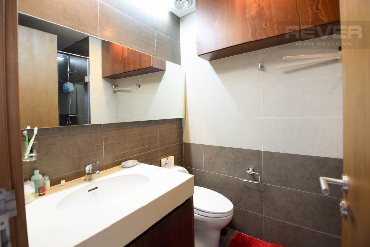 Toilet 1 Căn hộ Thảo Điền Pearl tầng thấp, tháp 1, 2 phòng ngủ, full nội thất