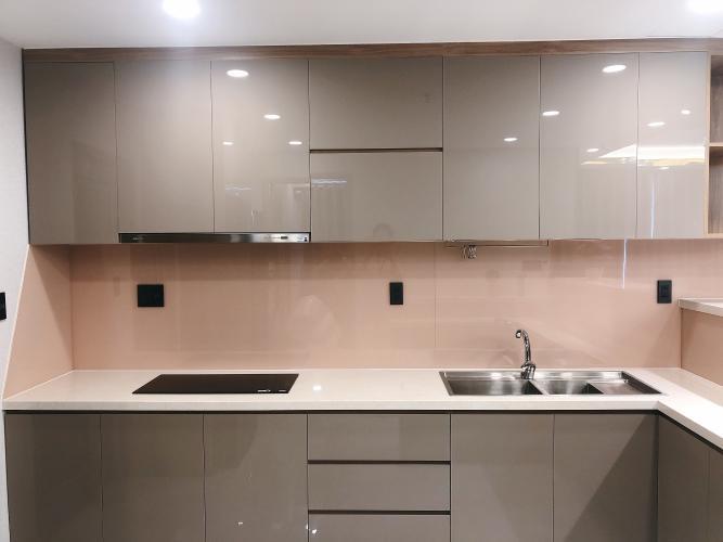 Phòng bếp Happy Residence Căn hộ Happy Residence hướng Tây Bắc, nội thất cao cấp.