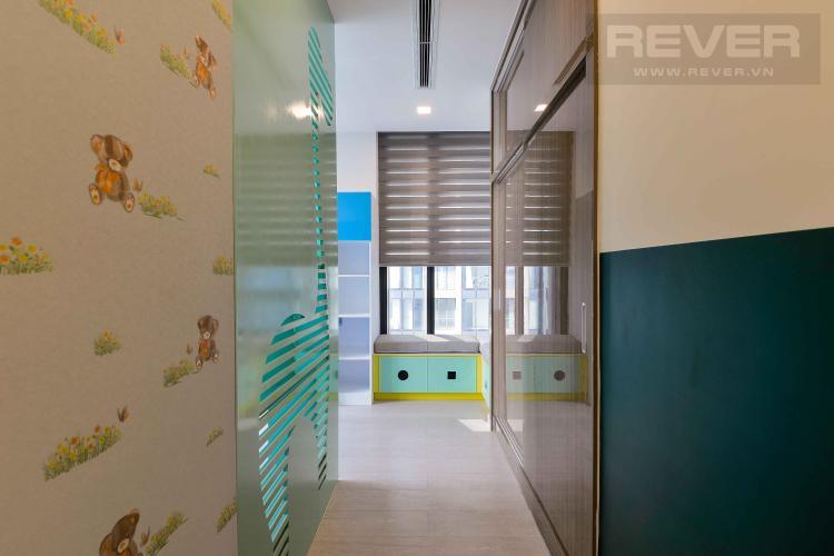 Phòng Ngủ 3 Bán căn hộ Vinhomes Golden River 110.7m2 3PN 2WC, view sông, nội thất cao cấp
