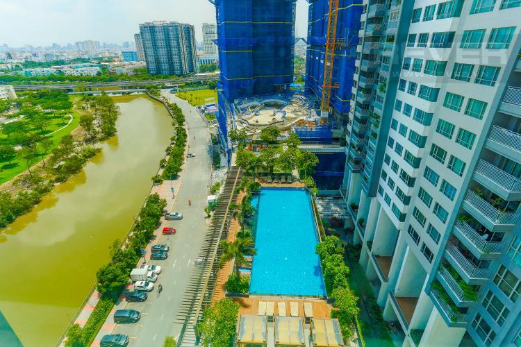 View Căn hộ The View Riviera Point tầng thấp 4 phòng ngủ, full nội thất
