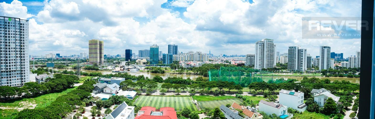View Cho thuê căn hộ Sunrise Riverside 2PN, tầng thấp, đầy đủ nội thất, view sông thoáng mát