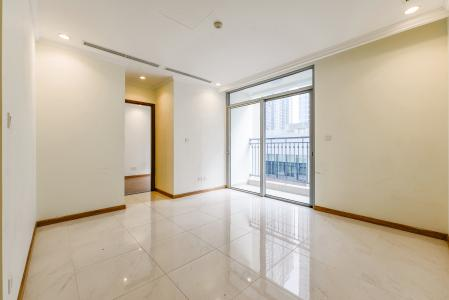 Officetel Vinhomes Central Park 1 phòng ngủ tầng thấp C3 nhà trống