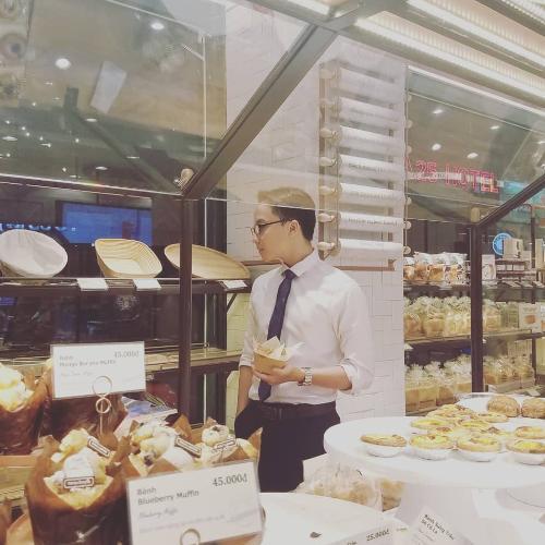 Dương Minh Triết Sales Executive