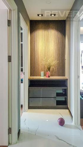 Lobby Bán hoặc cho thuê căn hộ M-One Nam Sài Gòn, 77,71m2 3PN 2WC, đầy đủ nội thất