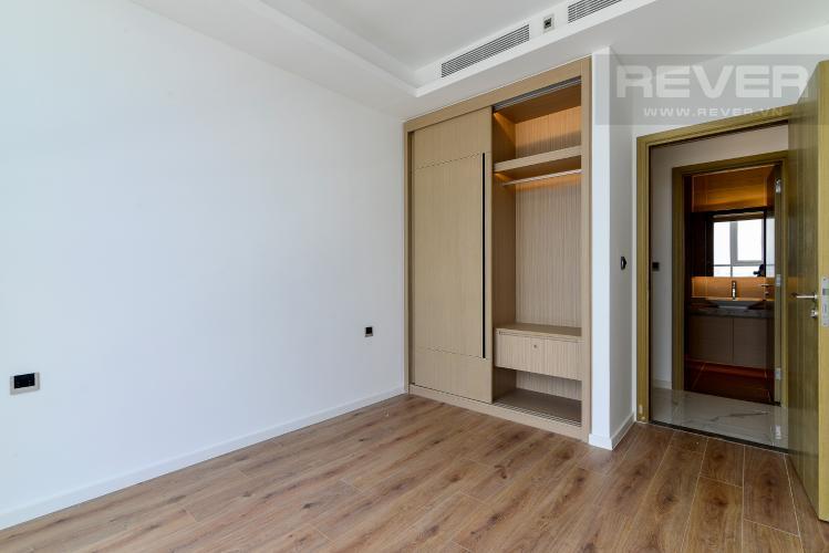 Phòng Ngủ 3 Cho thuê căn hộ Sari Town Sala Đại Quang Minh 3PN, tầng thấp, nội thất cơ bản, hướng Đông Nam đón gió