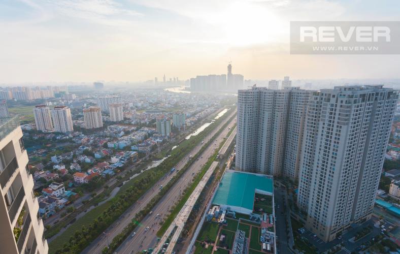 View Penthouse thông tầng Masteri Thảo Điền 4 phòng ngủ tòa T5