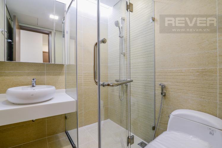Phòng Tắm 2 Căn hộ Vinhomes Central Park 2 phòng ngủ tầng thấp P7 nhà trống