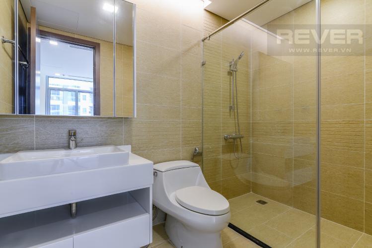 Phòng Tắm 1 Căn hộ Vinhomes Central Park 2 phòng ngủ tầng trung P2 view sông