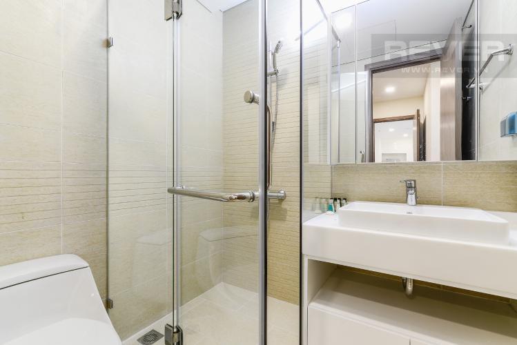 Phòng Tắm 2 Căn hộ Vinhomes Central Park 2 phòng ngủ tầng trung Park 3