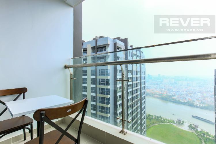 Băng Công Căn hộ Vinhomes Central Park tầng cao Park 6 đầy đủ nội thất, view sông