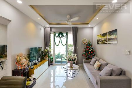 Bán căn hộ The Krista 2PN, diện tích 78m2, đầy đủ nội thất, đã có sổ đỏ, view sông và công viên